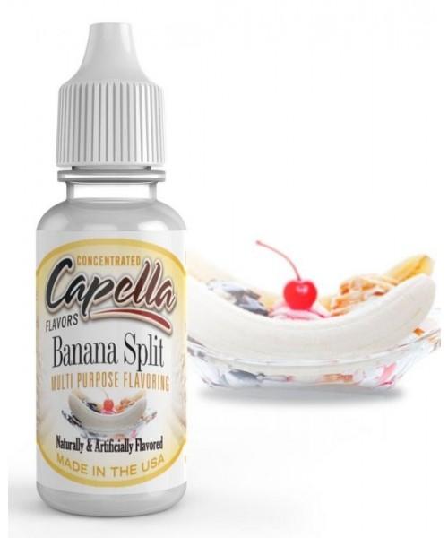 Capella Flavor - Banana Split 13 ml Aroma Concentrato da uilizzare unicamente previa diluizione