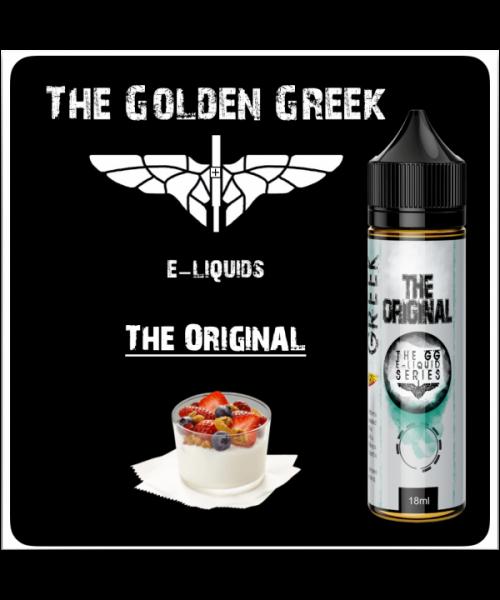 The golden Greek - The Original  - 18 ml Aroma concentrato