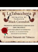 La Tabaccheria - Aroma Black Cavendish -  Flacone da 10 ml