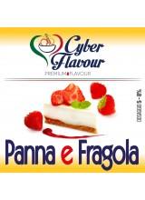 Cyber Flavor - Aroma  Panna e Fragola  10 ml