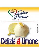 Cyber Flavor - Aroma Delizia al Limone - 10 ml