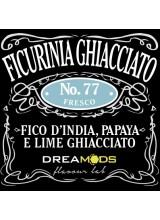 Dreamods  N.77  Aroma  Ficurinia Ghiacciato 10 ml