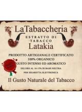 La Tabaccheria - Aroma Latakia  -  Flacone da 10 ml
