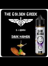 The Golden Greek -  Dark Mamba - 18 ml Aroma concentrato