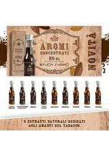 Aromi concentrati Enjoy Svapo Estratti di Tabacco 20 ml