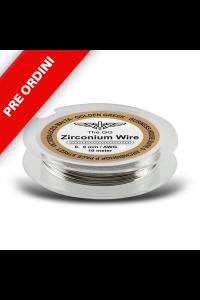 The Golden Greek - Zirconium Wire (0.40 mm / AWG 29) 10 Metri - PRE ORDINE